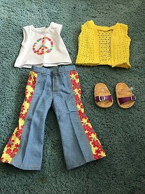 American Girl Doll Julie Beforever Meet Outfit
