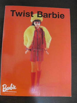 Twist Barbie Photo book vintage collection reference 1967 - 1976 mod