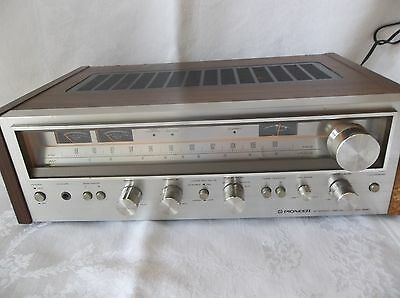 Pioneer SX-680 Vintage AM/FM Stereo Receiver - Tested Working