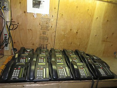Lot of 16X - Notel Business Telephone ( 15x T7208 & 1x T7316E) ~