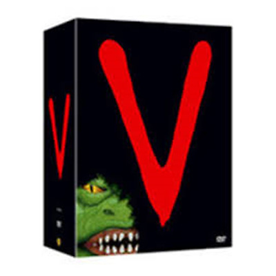 STV *** VISITORS La Serie Completa (10 Dvd) *** sigillato