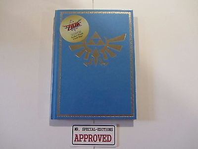 Legend of Zelda: Skyward Sword: Collector's Edition Official Guide New Sealed