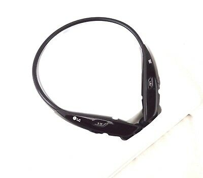 Genuine LG - Tone Ultra Wireless Bluetooth Headset - HBS-810 Black -USED