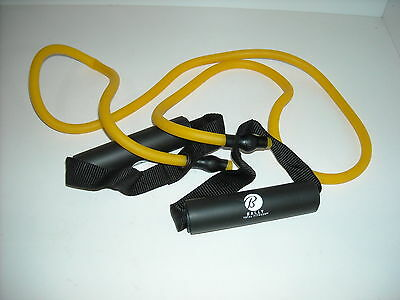 2 Bally Total Fitness Pilates Resistance Tubing New