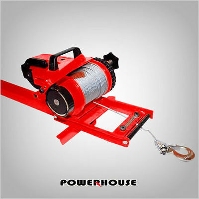 Powerhouse by Lewis Chainsaw Winch (8,000 lb capacity)