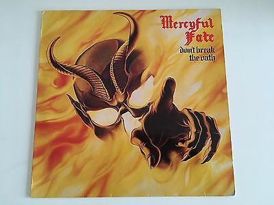 Mercyful Fate  -  Don't break the Oath     Vinyl  1984  Roadrunner