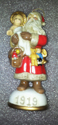 Memories of Santa Collection 1919 Santa and The Christ Child New In Box