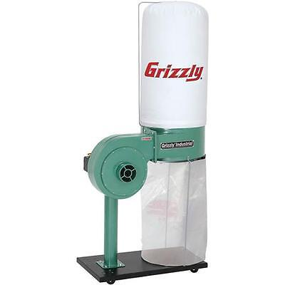G8027 Grizzly 1 HP Dust Collector