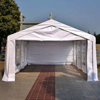 Tent Gazebo Garden Waterproof Pop Up Outdoor Party Marquee Uk Extra Strong Large