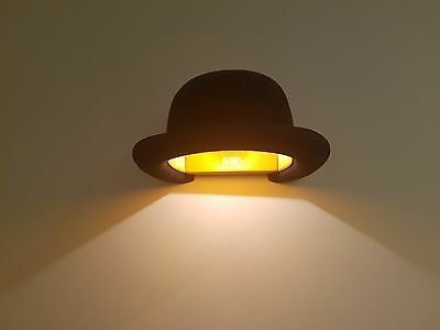~*Used A pair Innermost Jeeves Wall Light / Hat Wall Lighting X2 100% Genuine ~*