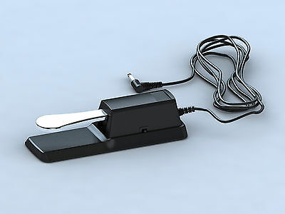 High Quality Piano Keyboard Sustain Pedal Damper for Casio Yamaha & More