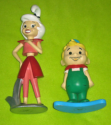 Maquette Statue Warner Brothers Animation Art Hanna-Barbera Elroy & Judy Jetson