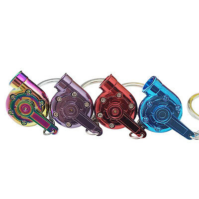 Durable Metal Turbo Key Ring Keyring Keychain Holiday Gifts!!!!