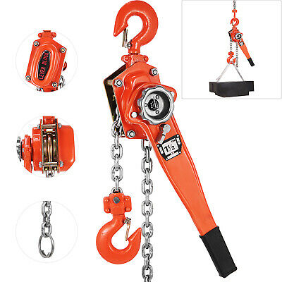 Chain Lever Hoist 1500Kg x 6Metre Lift Hoist Lever High Quality tool Hot