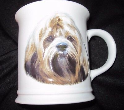 Lhasa Apso Mug Or Coffee Cup  By Express Originals Designed By Barbara Augello