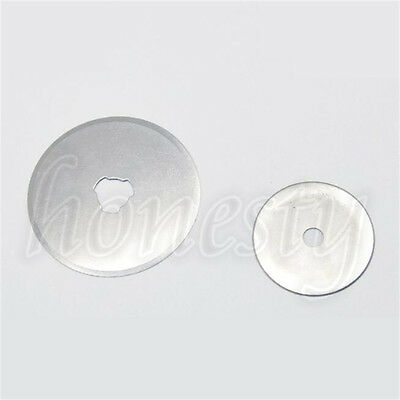 5/10/20pcs 28mm Rotary Cutter Blade Patchwork Leather Fabric Paper Cut Blades