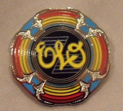 **NEW** ELO enamel pin badge. Electric Light Orchestra. 'Alone in the Universe'