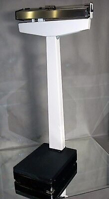 Health o meter® Home Mechanical Beam Scale 350Lbs.Doctor Physicians Weight Loss