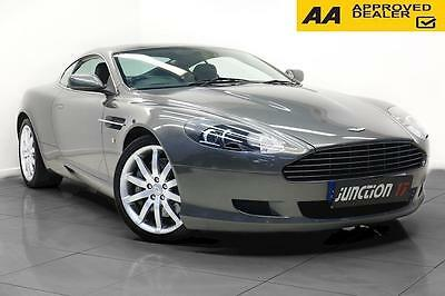 Aston Martin DB9 5.9 V12 Touchtronic 2dr Coupe