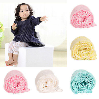 Baby Girls Infant Toddler Kids Lace Tights Stockings Pantyhose Pants 0-18 Months
