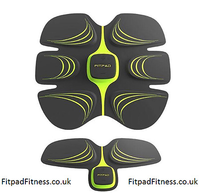 ABS Sixpad Training Body Fitness Fit Wonder EMS Core Toning Belts *1XABS& 1XARM*