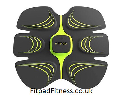 ABS Sixpad Training Gear Body Fitness Wonder Ems Core Fitpad Toning Belts *1XABS