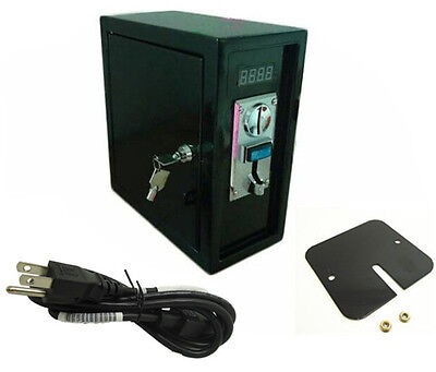 220V power control coin operated Time Control box for Power Supply