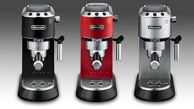 Delonghi ec680 coffee machine RED espresso see listing for pictures
