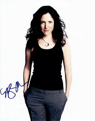 MARY LOUISE PARKER ~ WEST WING - WEEDS ~ SIGNED 10x8 PHOTO COA