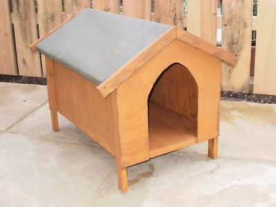 small wooden dog / cat kennel (other sizes made)
