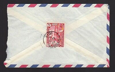 ADEN 1964 Air Mail Cover