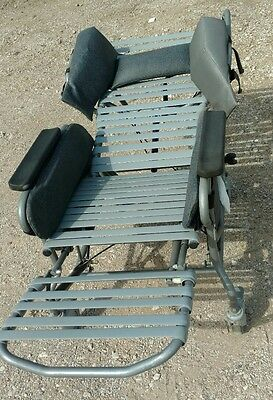Magnificent 785 20 Broda Chair Tilt Recline W Foot Rest Seat Hospice Ncnpc Chair Design For Home Ncnpcorg