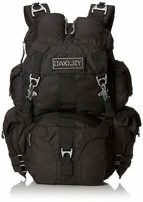 New Men's OAKLEY MECHANISM Backpack 92151-001 Black 30L Capacity Bag