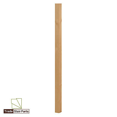 Stair Spindle - Plain - Solid Wood - Pine