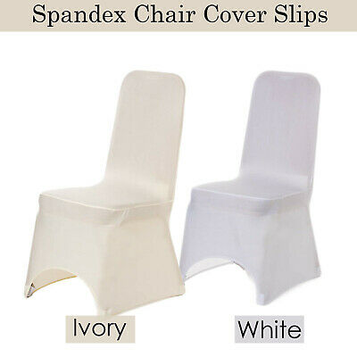 100 Pcs Chair Covers Lycra Spandex Banquet Wedding Anniversary Party Decoration