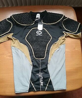 adult rugby body protection medium and xl  sold separately