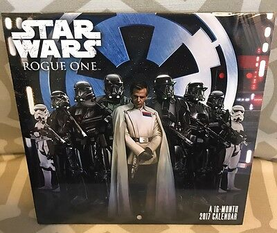 Rogue One: A Star Wars Story Mini Calendar New