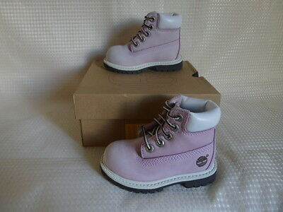 Timberland Boots * Size 4 Infant Girls * Brand New *