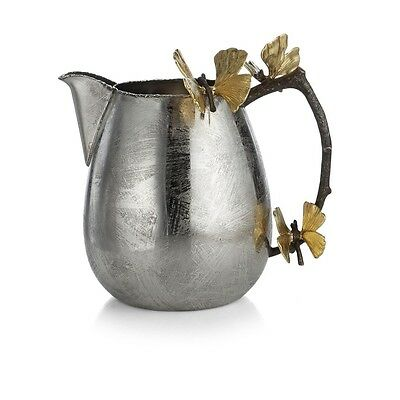 Michael Aram Butterfly Gingko Pitcher.new In Box.