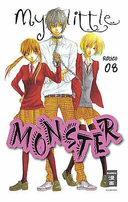 My little Monster 8 - deutsch - EMA / Egmont - NEU -