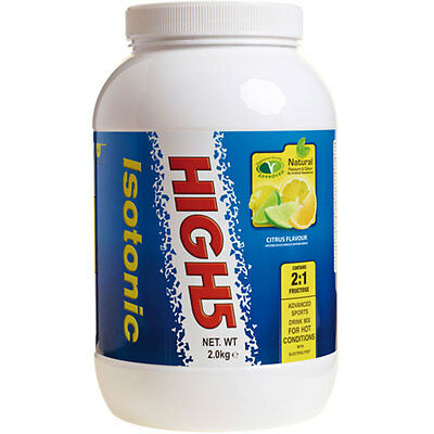 High 5 Isotonic Drink Powder - Citrus