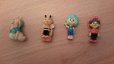 Fifi & the flowertots figures for magic garden playset or make cake. decorations