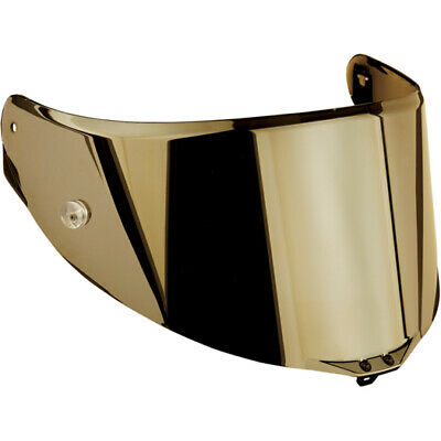AGV Genuine Visor/Shield - Pista GP/Corsa/GT Veloce (Iridium Gold Anti-Scratch)