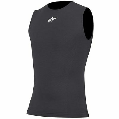 ALPINESTARS Summer Tech Tank Top Under Suit (Black) MD-LG