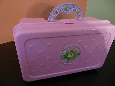 Vintage Cabbage Patch Kids Carry Case with Baby_Love N Go_1995_Mattel