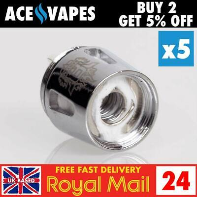 SMOK TFV8 BABY BEAST COILS (V8 M2 0.15 Ohm) - Authentic UK Seller - In Stock