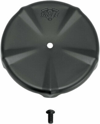 Vance & Hines - 71015 - VO2 Air Cleaner Cover - Skullcap (Black)