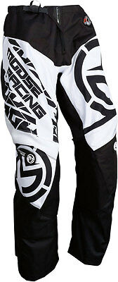 MOOSE Racing MX Motocross 2017 Qualifier Over-the-Boot Pants (Stealth) US 36