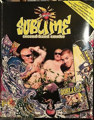 ��Sublime Second Hand ��  Limited Edition Set-tshirt, Keychain, CD & VHS
