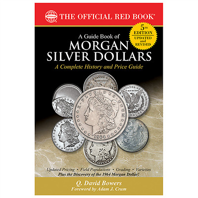 The Official Red Book A Guide Book of Morgan Silver Dollars Coin Collector Gift